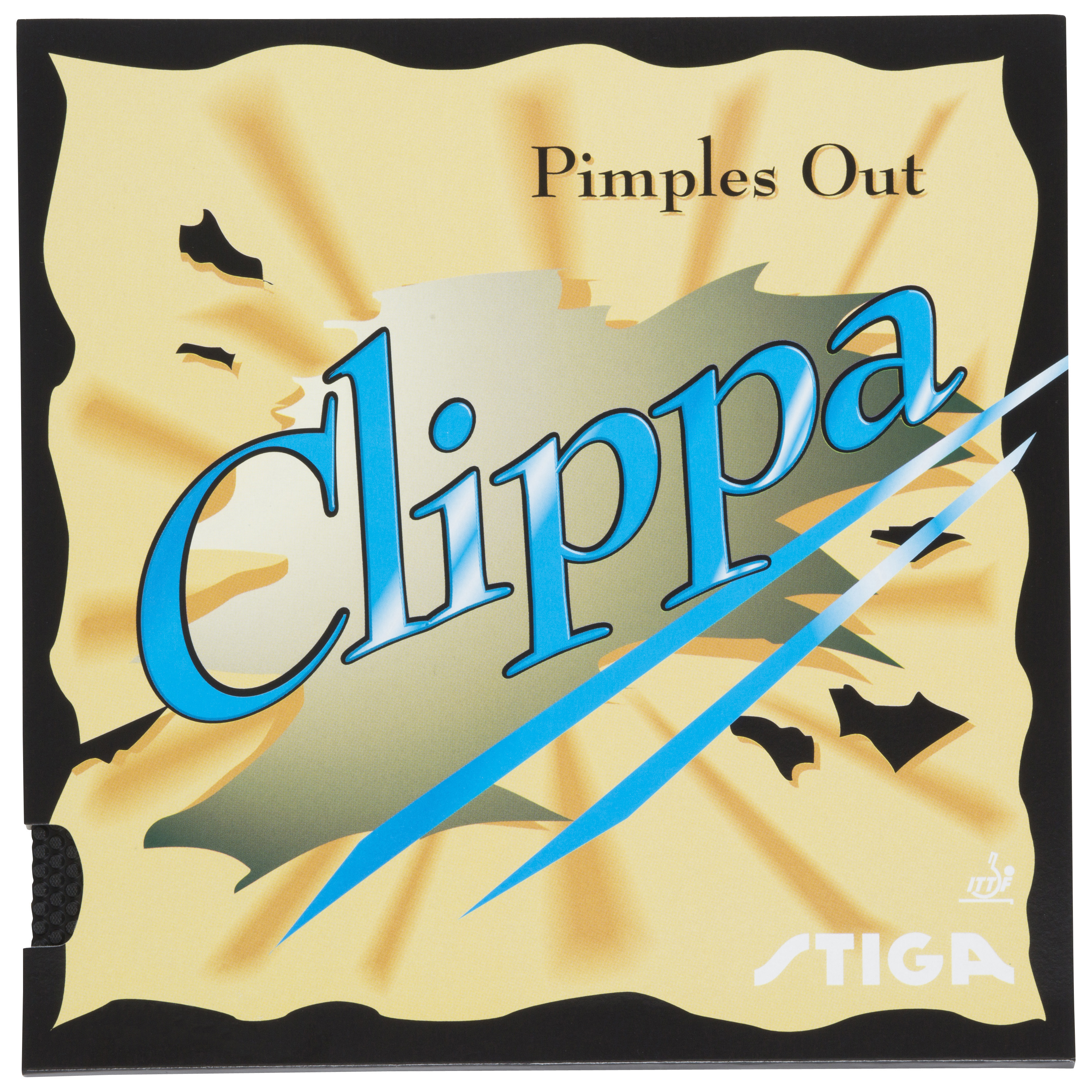 Clippa Table tennis rubber