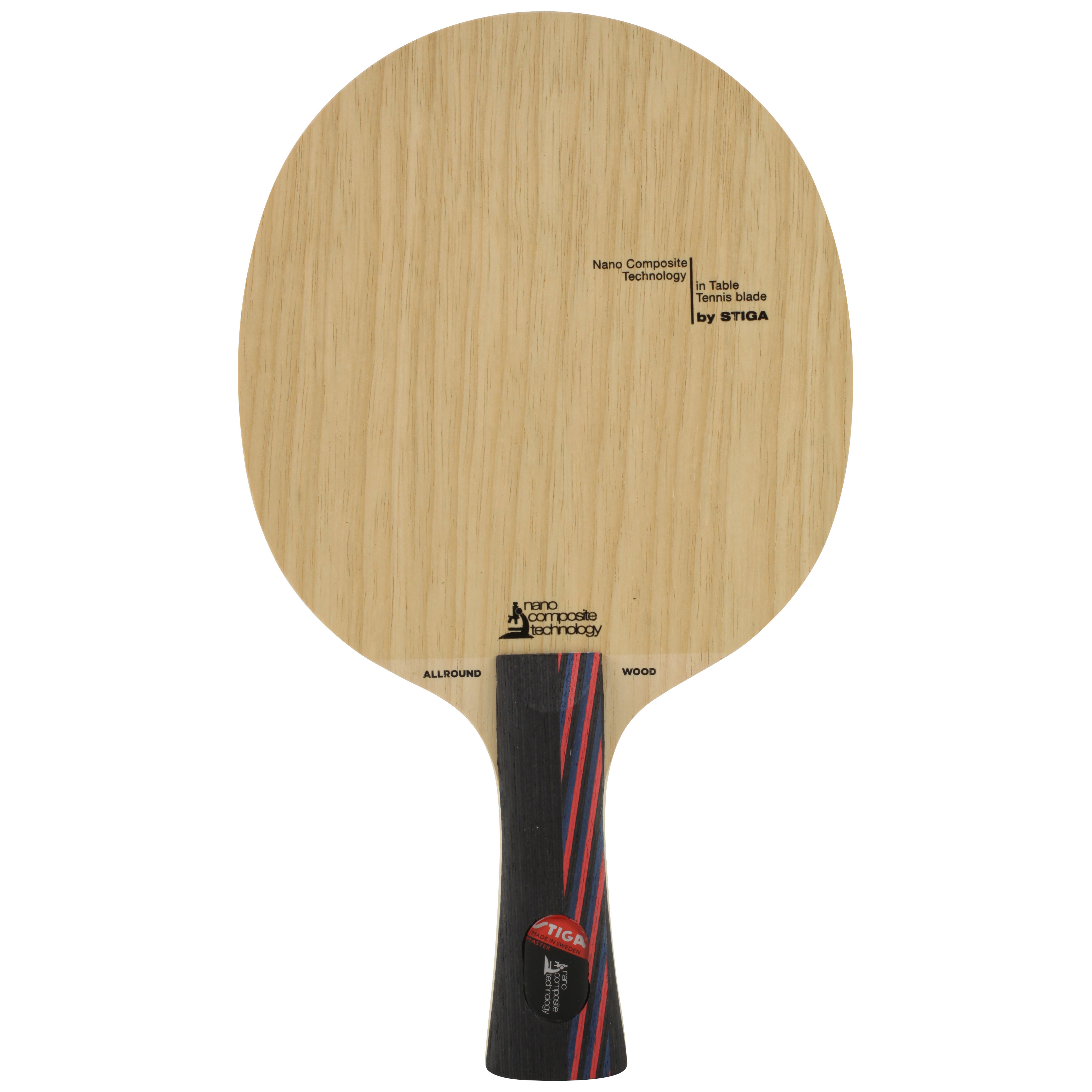 Allround Wood NCT Table tennis blade