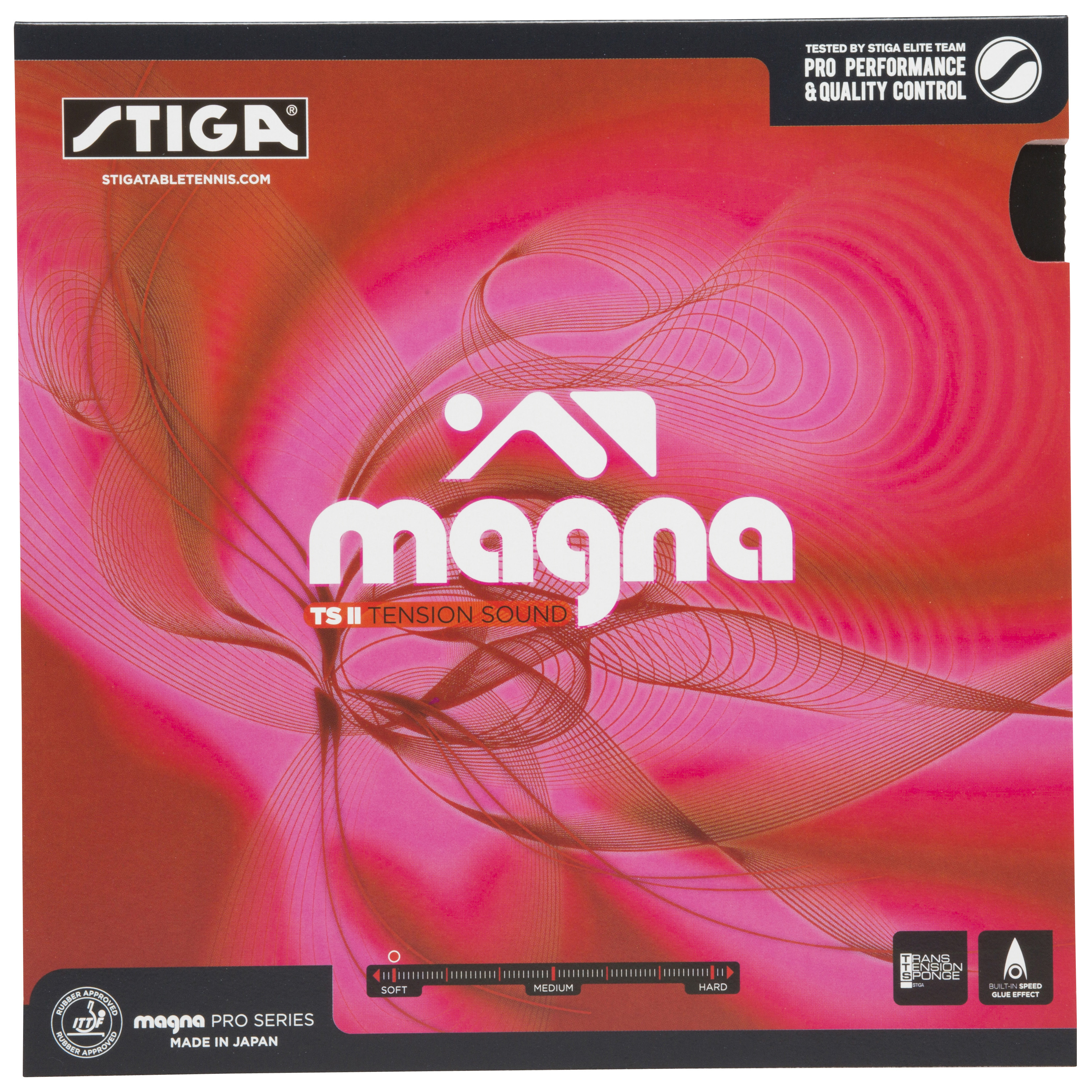 Magna TS II Table tennis rubber